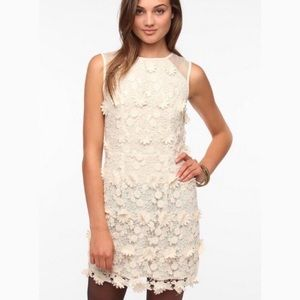 Urban Outfitters Floral Lace Dress